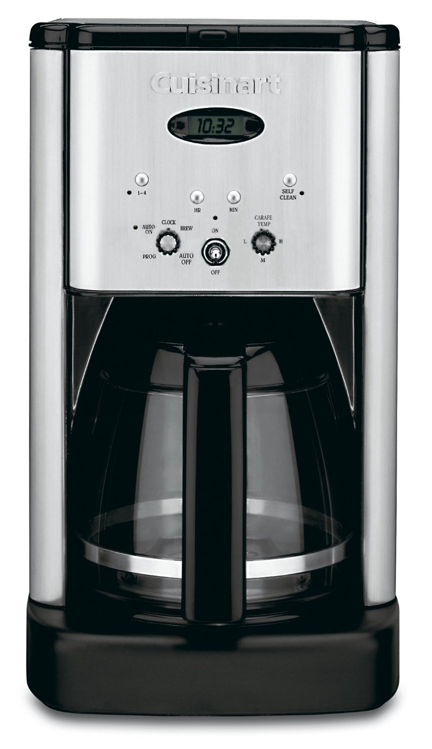 Cuisinart Dcc 1200 Brew Central 12 Cup Programmable Coffeemaker Review